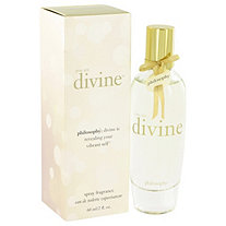 You are Divine by Philosophy for Women Eau De Toilette Spray 2 oz