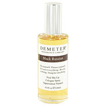 Demeter by Demeter for Women Black Russian Cologne Spray 4 oz