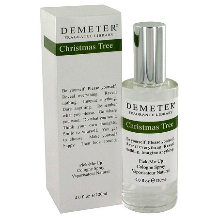 Demeter by Demeter for Women Christmas Tree Cologne Spray 4 oz at PalmBeach Jewelry