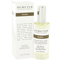 Demeter by Demeter for Women Stable Cologne Spray 4 oz