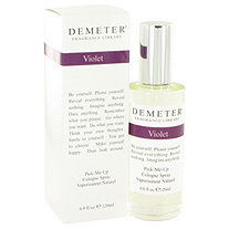 Demeter by Demeter for Women Violet Cologne Spray 4 oz