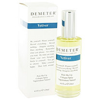 Demeter by Demeter for Women Vetiver Cologne Spray 4 oz