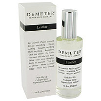 Demeter by Demeter for Women Leather Cologne Spray 4 oz