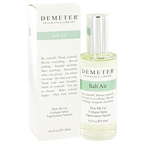Demeter by Demeter for Women Salt Air Cologne Spray 4 oz