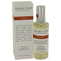 Demeter by Demeter for Women Caramel Cologne Spray 4 oz