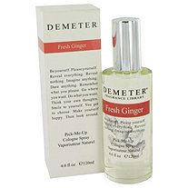 Demeter by Demeter for Women Fresh Ginger Cologne Spray 4 oz