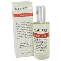Demeter by Demeter for Women Fresh Ginger Cologne Spray 4 oz