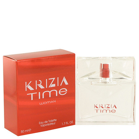 Krizia Time by Krizia for Women Eau De Toilette Spray 1.7 oz at PalmBeach Jewelry