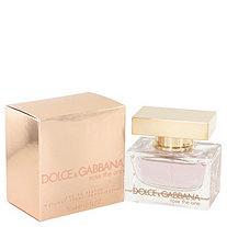 Rose The One by Dolce and Gabbana for Women Eau De Parfum Spray 1 oz