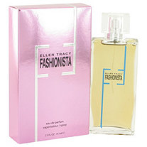 Ellen Tracy Fashionista by Ellen Tracy for Women Eau De Parfum Spray 2.5 oz