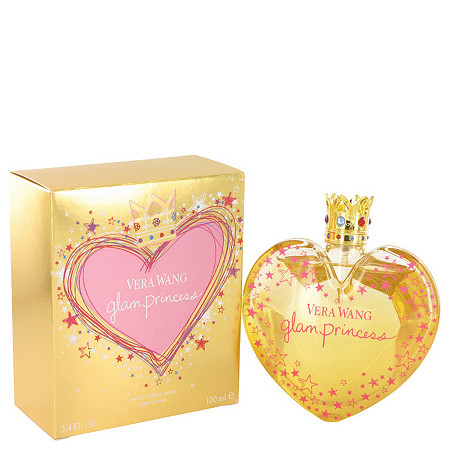 Vera Wang Glam Princess by Vera Wang for Women Eau De Toilette Spray 3.4 oz at PalmBeach Jewelry