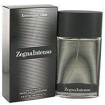 Zegna Intenso by Ermenegildo Zegna for Men Eau De Toilette Spray 3.4 oz