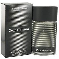 Zegna Intenso by Ermenegildo Zegna for Men Eau De Toilette Spray 3.4 oz