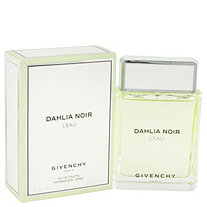 Dahlia Noir L'eau by Givenchy for Women Eau De Toilette Spray 4.2 oz