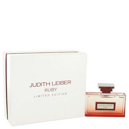Judith Leiber Ruby by Judith Leiber for Women Eau De Parfum Spray (Limited Edition) 2.5 oz at PalmBeach Jewelry