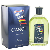 CANOE by Dana for Men Eau De Toilette / Cologne 8 oz