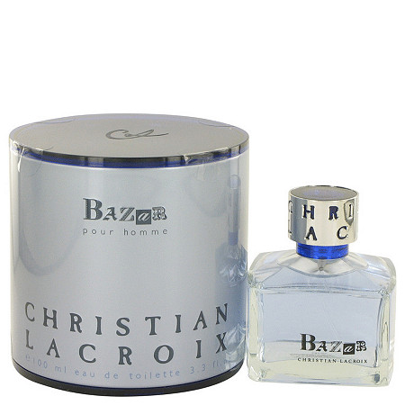 Bazar by Christian Lacroix for Men Eau De Toilette Spray 3.4 oz at PalmBeach Jewelry