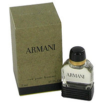 ARMANI by Giorgio Armani for Men Mini EDT .24 oz