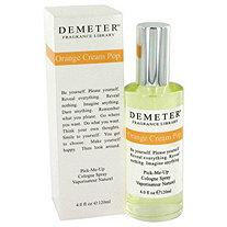 Demeter by Demeter for Women Orange Cream Pop Cologne Spray 4 oz
