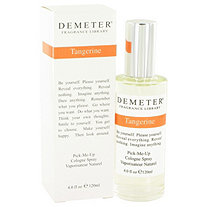 Demeter by Demeter for Women Tangerine Cologne Spray 4 oz