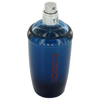 DARK BLUE by Hugo Boss for Men Eau De Toilette Spray (Tester) 4.2 oz