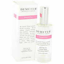 Demeter by Demeter for Women Sweet Pea Cologne Spray 4 oz