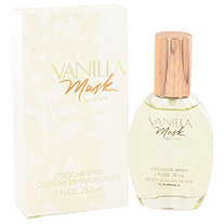 Vanilla Musk by Coty for Women Cologne Spray 1 oz