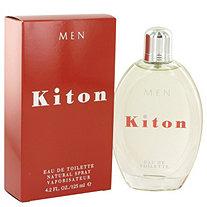 Kiton by Kiton for Men Eau De Toilette Spray 4.2 oz