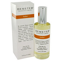 Demeter by Demeter for Women Amber Cologne Spray 4 oz