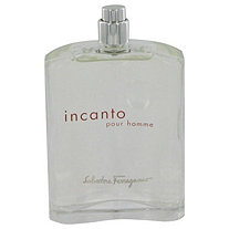 Incanto by Salvatore Ferragamo for Men Eau De Toilette Spray (Tester) 3.4 oz