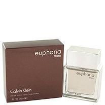 Euphoria by Calvin Klein for Men Eau De Toilette Spray 1 oz