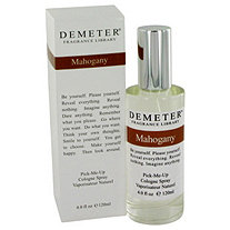 Demeter by Demeter for Women Mahogany Cologne Spray 4 oz