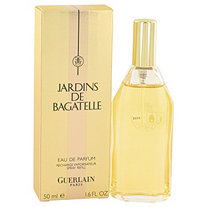 Jardins De Bagatelle by Guerlain for Women Eau De Parfum Spray Refill 1.7 oz