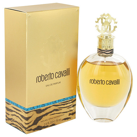 Roberto Cavalli New by Roberto Cavalli for Women Eau De Parfum Spray 2.5 oz at PalmBeach Jewelry