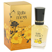 Kate Moss Summer Time by Kate Moss for Women Eau De Toilette Spray 1.7 oz