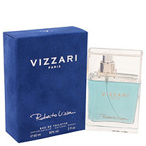 Vizzari by Roberto Vizzari for Men Eau De Toilette Spray 2 oz