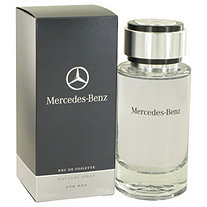 Mercedes Benz by Mercedes Benz for Men Eau De Toilette Spray 4 oz