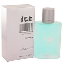 Ice by Sakamichi for Men Eau De Toilette Spray 3.4 oz