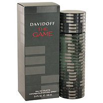 The Game by Davidoff for Men Eau De Toilette Spray 3.4 oz