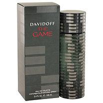 The Game by Davidoff for Men Eau De Toilette Spray 3.4 oz