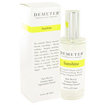Demeter by Demeter for Women Sunshine Cologne Spray 4 oz
