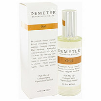 Demeter by Demeter for Women Oud Cologne Spray 4 oz