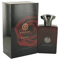 Amouage Lyric by Amouage for Men Eau De Parfum Spray 3.4 oz