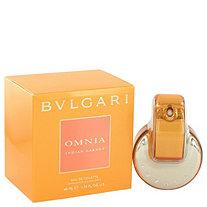 Omnia Indian Garnet by Bvlgari for Women Eau De Toilette Spray 1.4 oz