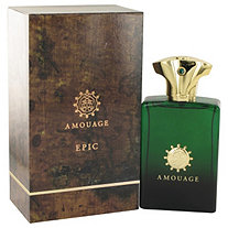 Amouage Epic by Amouage for Men Eau De Parfum Spray 3.4 oz