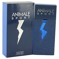 Animale Sport by Animale for Men Eau De Toilette Spray 3.4 oz