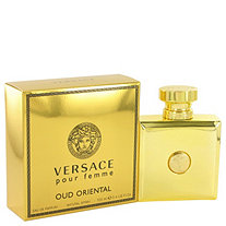 Versace Oud Oriental by Versace for Women Eau De Parfum Spray 3.4 oz