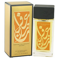 Calligraphy Saffron by Aramis for Women Eau De Parfum Spray 3.4 oz