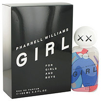 Pharrell Williams Girl by Pharrell Williams for Women Eau De Parfum Spray (Unisex) 3.3 oz