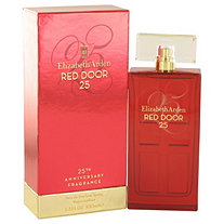 RED DOOR by Elizabeth Arden for Women Eau De Parfum Spray (25th Anniversary Limited Edition) 3.4 oz
